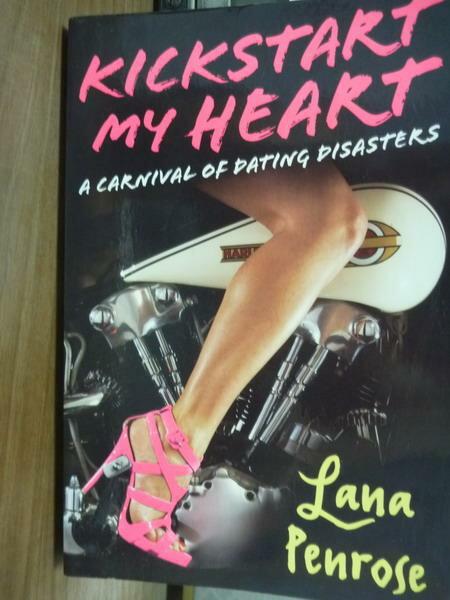 ~書寶 書T5/原文書_PHJ~Kickstart My Heart_Lana Penro