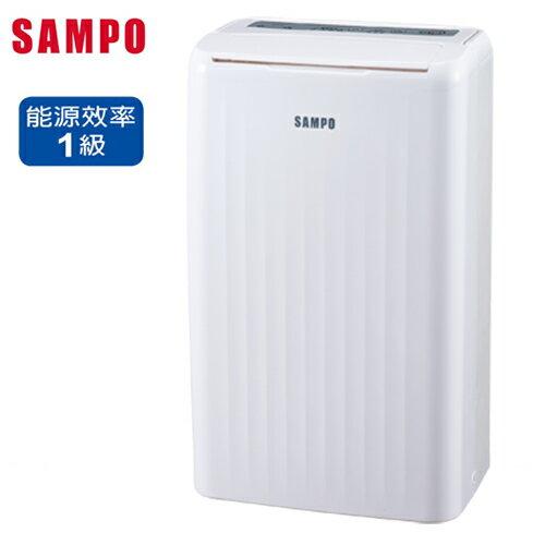 SAMPO聲寶 6L微電腦空氣清淨除濕機AD-WA712T【愛買】