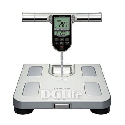 HBF-371 OMRON 歐姆龍體重體脂計 體脂肪計 HBF371(銀色) *加贈保冷袋.顏色隨機出貨*