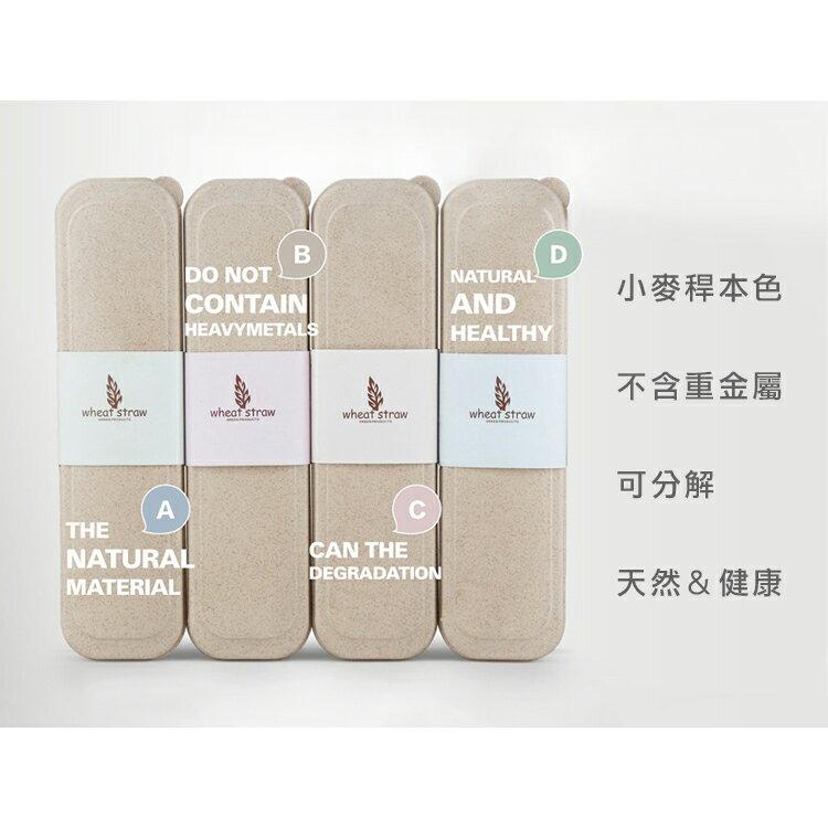 環保多功能餐具 攜帶式餐具組 筷子湯匙叉子三件套【WS0506】 BOBI  09/22 2