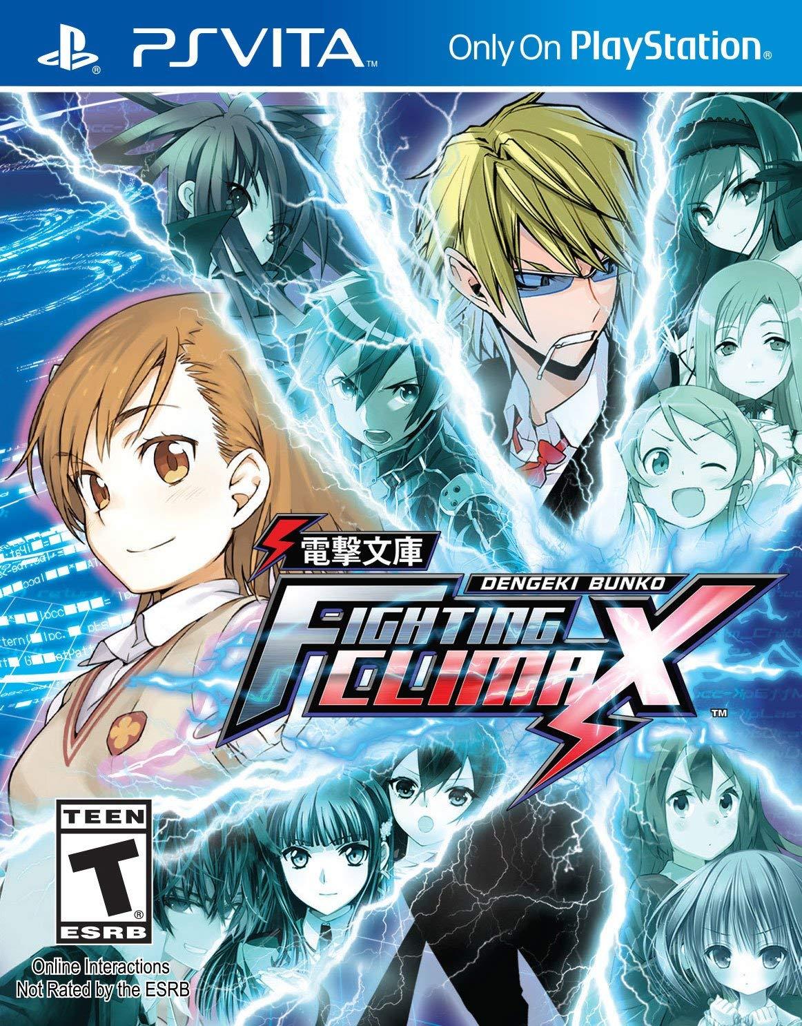 Dengeki Bunko: Fighting Climax - PlayStation Vita