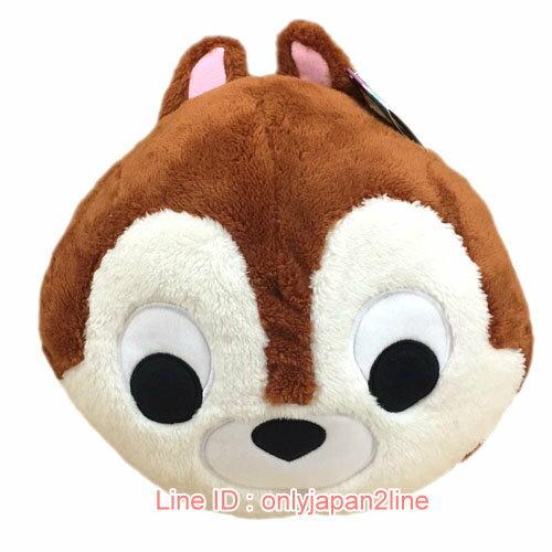 【真愛日本】17012300027暖手枕-12吋球球奇奇   迪士尼 花栗鼠 奇奇蒂蒂 松鼠   暖手枕  靠枕  抱枕
