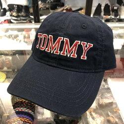 現貨 BEETLE TOMMY CAP 深藍 紅 文字 LOGO 經典 老帽 棒球帽 可調式 男女款