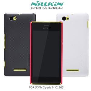 【清倉】SONY M C1905 奈爾金磨砂護盾 索尼 Xperia M NILLKIN 保護套 保護殼