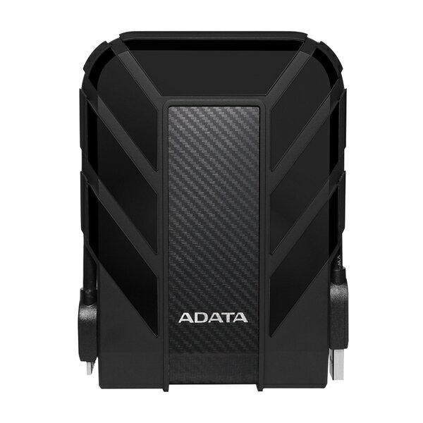 【滿千折100+最高回饋23%】ADATA 威剛 HD710 PRO 2T 2TB USB3.1 2.5吋 軍規外接行動硬碟-黑 1