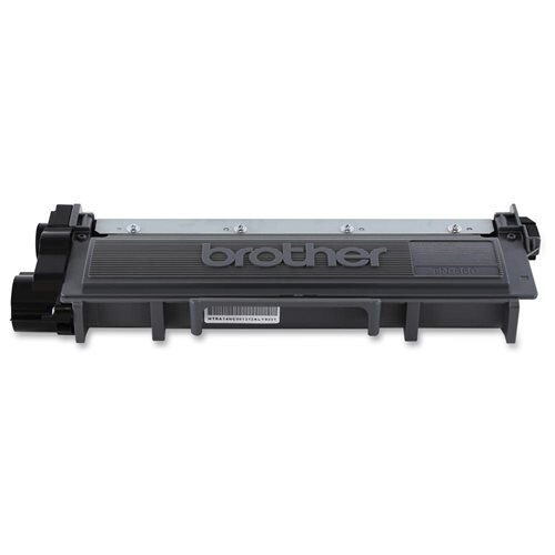 Brother Genuine TN660 High Yield Black Toner Cartridge - Laser - High Yield - Black - 1 Each 0