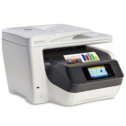【HP 惠普】HP OfficeJet Pro 8730 頂級商務旗艦機+四色墨水  現省$6796
