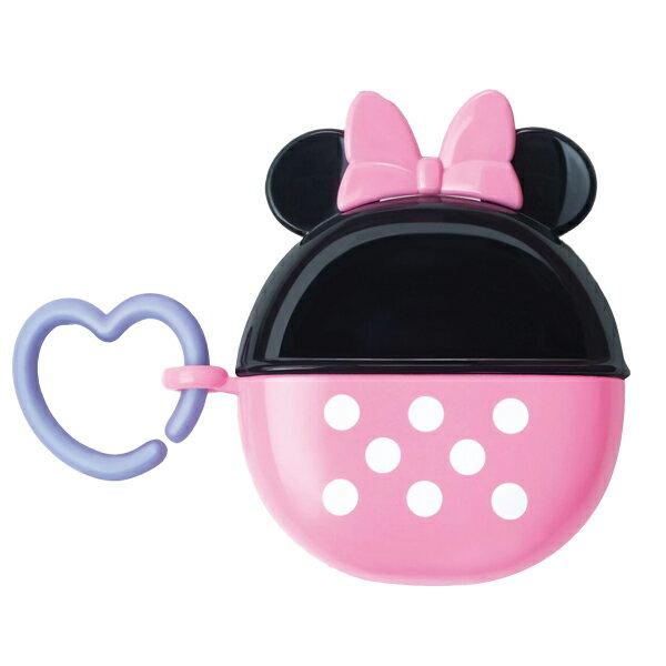 日本【迪士尼Disney】米妮零食收納罐(仙貝盒)