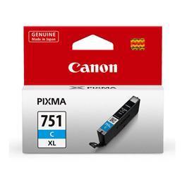 <br/><br/>  CANON CLI-751XLC 藍色高容量墨水匣【三井3C】<br/><br/>