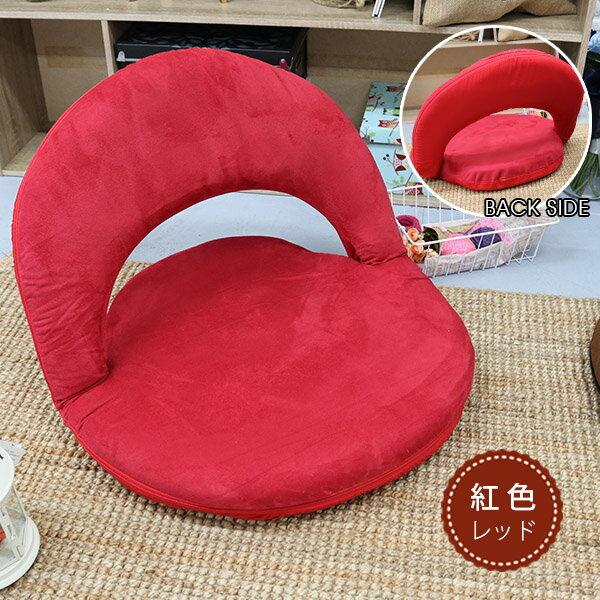 多用途和室椅 /  野餐椅 / 坐墊 《仿麂皮日式圓型和室椅》-台客嚴選 6
