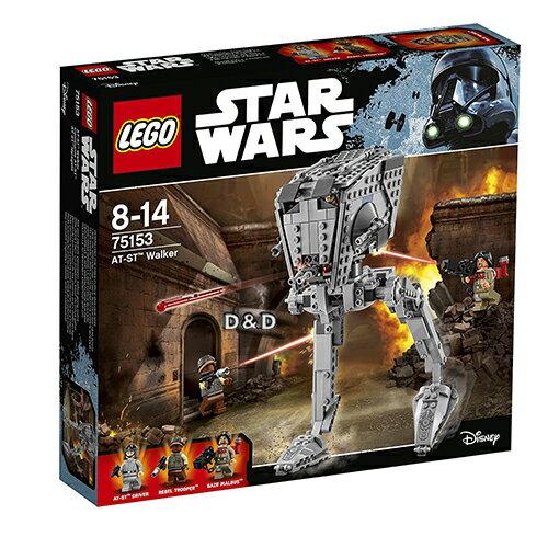 樂高積木 LEGO~ LT75153 ~STAR WARS 星際大戰系列 ~ AT~ST