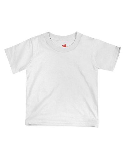 508024d6e100 Hanesbrands: Hanes Toddler TAGLESS ComfortSoft Crewneck T-Shirt ...