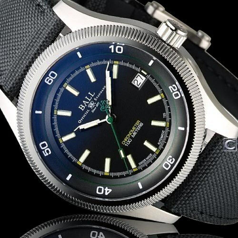 BALL 波爾錶 Engineer 天文台認證機械腕錶 NM3022C-N1CJ-BK