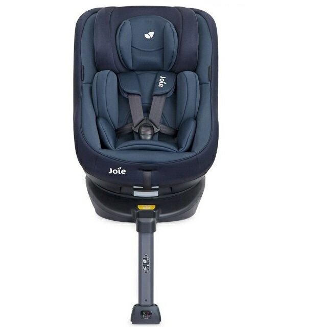 JOIE Spin360 isofix 0-4歲全方位汽座/安全座椅-藍色JBD96000N★衛立兒生活館★