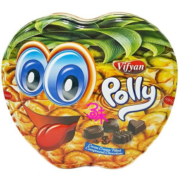 (土耳其)Vifyan polly choco 波莉巧克力之吻造型糖果禮盒 1盒500公克 特價 199 元【 8697671966401】情人節首選 什錦巧克力 可愛糖果造型盒