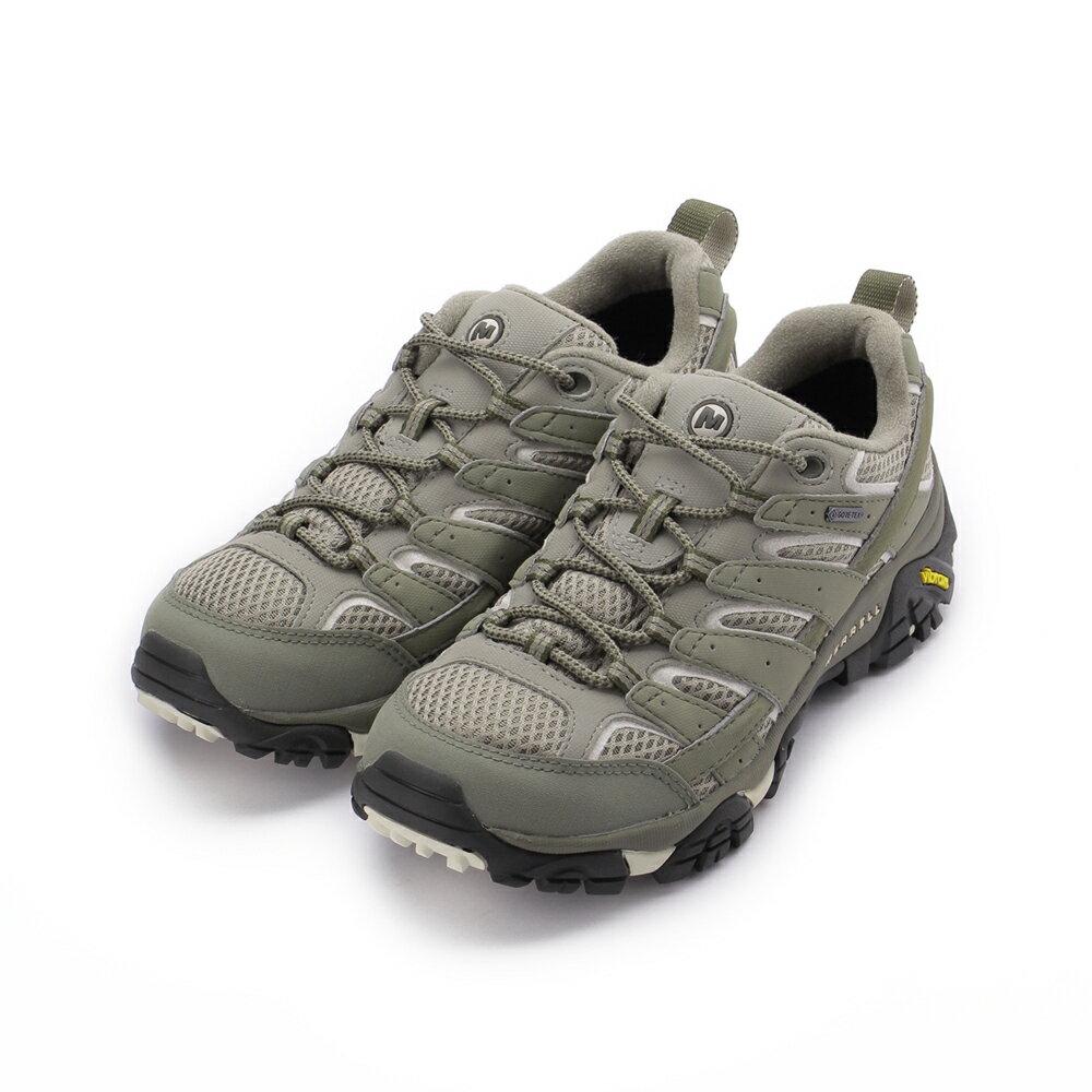 MERRELL MOAB 2 GORE-TEX 戶外多功能鞋防水鞋 淺橄欖綠 ML12130 女鞋 登山鞋 / 戶外運動鞋 0