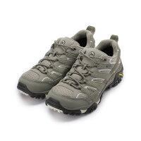MERRELL MOAB 2 GORE-TEX 戶外多功能鞋防水鞋 淺橄欖綠 ML12130 女鞋 登山鞋/戶外運動鞋-昂路名鞋館-運動休閒推薦