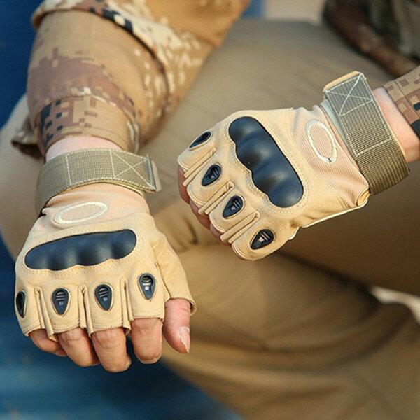 戶外健身重機半指手套(現貨+預購)