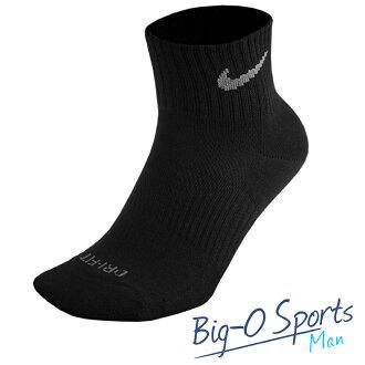 NIKE 耐吉 路跑基本短襪 休閒運動襪 SX4883001 Big-O Sports