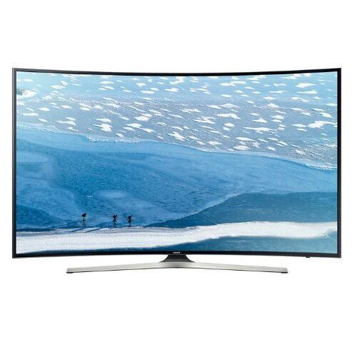 ~新上市~ Samsung 三星 UA49KU6300 49吋 UHD 4K 黃金曲面 Smart TV  ※熱線07-7428010