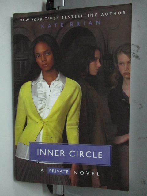 ~書寶 書T2/原文小說_LOH~Inner Circle_Brian