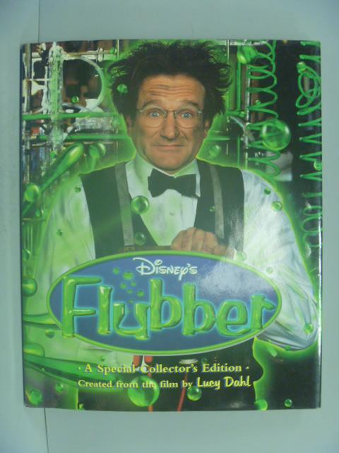 ~書寶 書T4/影視_ZBT~Flubber: Special Collectors Ed