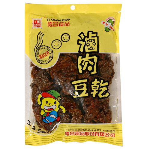 德昌滷肉豆乾350g【愛買】