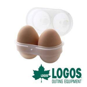 LOGOS 日本 | 蛋盒 2粒裝 | 秀山莊(LG84701001)