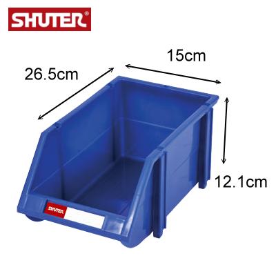 樹德 HB-1525 經典耐衝擊分類置物盒 / 可堆疊零件整理箱 ( 箱購36入 )
