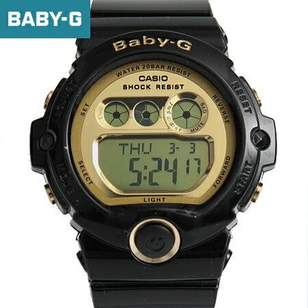 Baby-G 黑金運動電子手錶 柒彩年代【NECB14】casio BG-6901-1DR