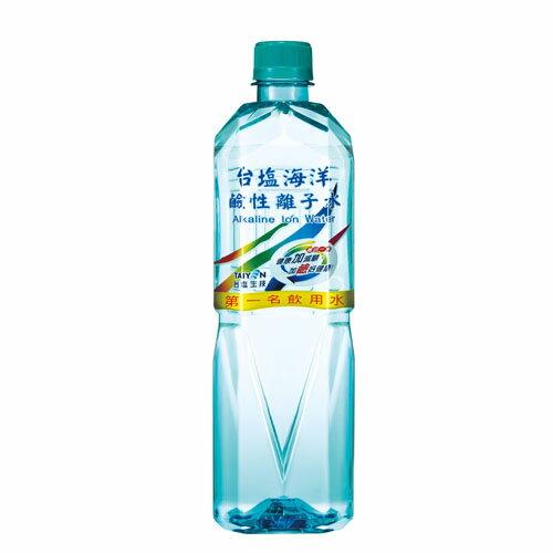 台鹽海洋鹼性離子水850ml*20【愛買】