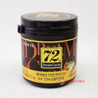 【0216零食會社】LOTTE Dream夢幻巧克力球(72%)90g