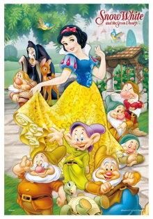 DisneyPrincess【油畫系列】白雪公主拼圖300片