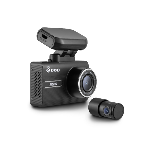 R7d【DOD DS580S】雙鏡頭行車紀錄器 GPS測速 Sony Starvis 停車監控 3年保固【送32G】