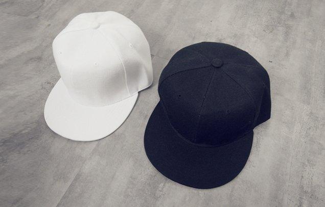 【JP.美日韓】簡約 調整型 帽扣 棒球帽 snapback 鴨舌帽 潮流帽 帽子 版帽 寶藍 復古 卡其 白 棒球