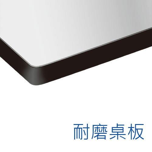 五層抽屜4+1工作桌 耐磨桌板 辦公桌 書桌 長度1500/1800/2100mm三種尺寸選擇【可力爾】 1