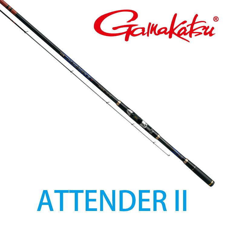 漁拓釣具 GAMAKATSU がま磯 ATTENDERⅡ 1.5-53 (磯釣竿)