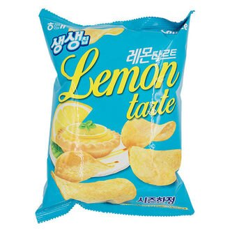 韓國 HAITAI 海太 檸檬派洋芋片 60g 洋芋片 檸檬洋芋片 餅乾 Calbee卡樂比