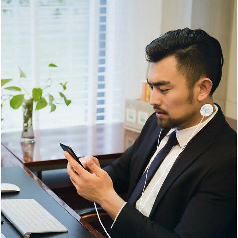 便攜式 手機直用肩頸按摩貼【SG400】按摩貼DIGITAL INTERNATIONAL ELECTRIC CO  LTD