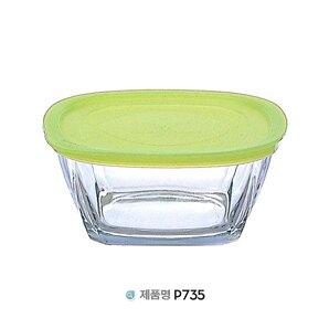 韓國製造The Glass 玻璃保鮮盒_TG-P735