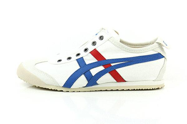 Onitsuka Tiger MEXICO 66 SLIP-ON 運動鞋 休閒鞋 白色 男鞋 女鞋 TH1B2N-0143 no236 4