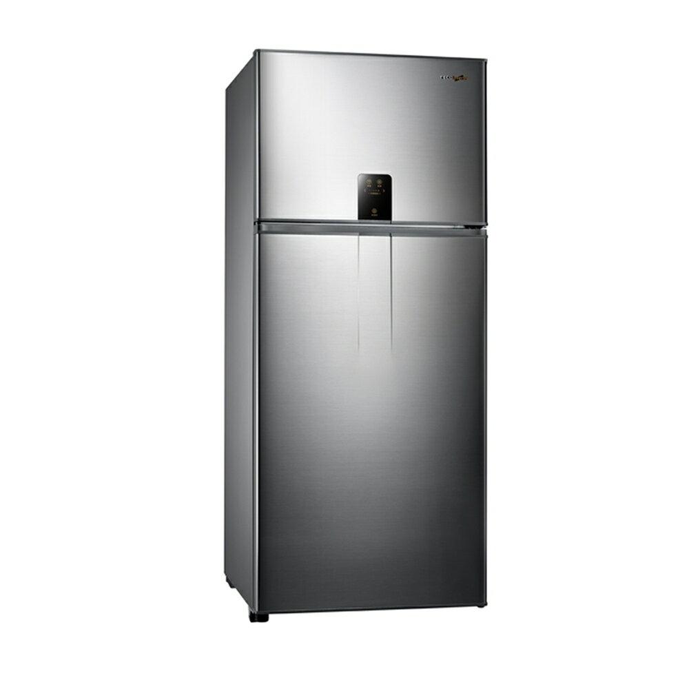 【領券95折無上限】TECO 東元 R6191XH  610公升 變頻雙門冰箱  觸控式面板