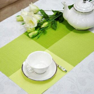 餐桌墊 田園風編織桌巾 杯墊 隔熱墊 餐桌桌墊【SV2046】快樂生活網