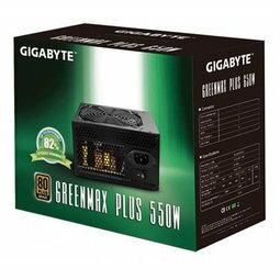 技嘉 GreenMax Plus 550W 銅牌電源供應器
