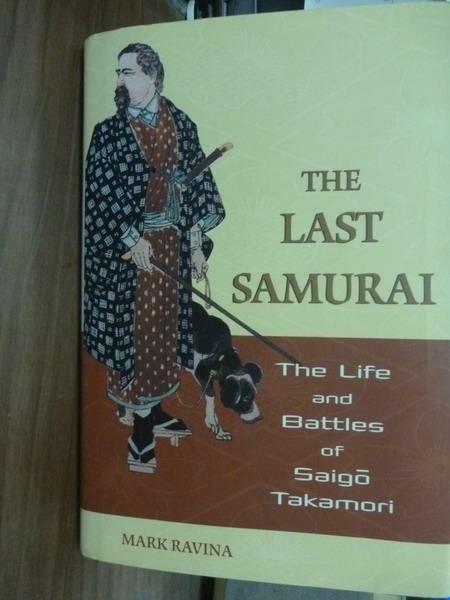 ~書寶 書T9/原文書_PJE~The Last Samurai_Ravina