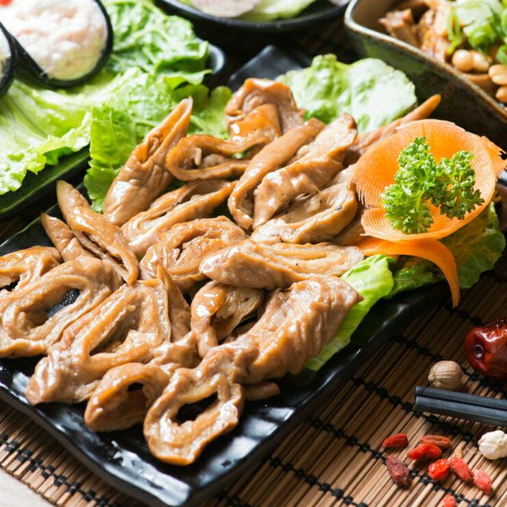 滷水大腸頭(150公克)~麻辣鍋的最佳配角