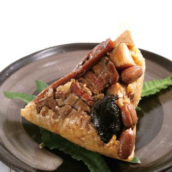 傳統花生滷肉粽(鹹)