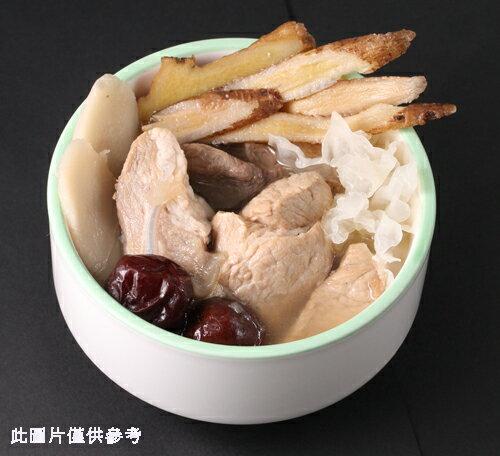裕毛屋凱福登生鮮超市:石斛雪耳紅棗煲排骨