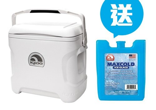 LINE友限定!買就送保冷劑(S)Igloo MARINE UL系列三日鮮30QT冰桶44726 / 城市綠洲 (抗UV、保鮮保冷、露營、戶外、保冰)【熱賣中】