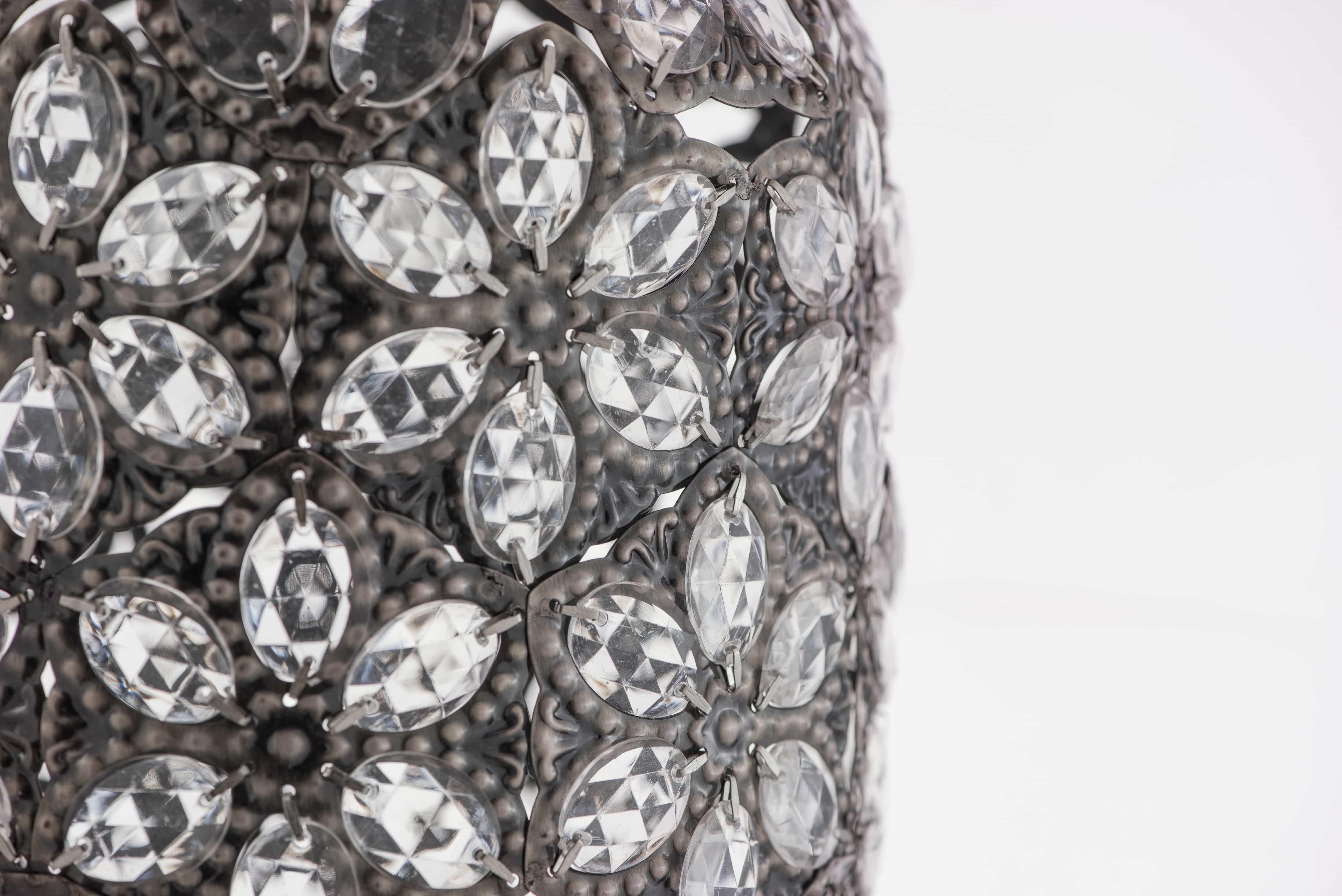 青古銅花瓣紋吊燈-BNL00071 3